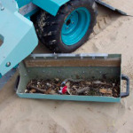 Beach cleaning machine Cavalluccio